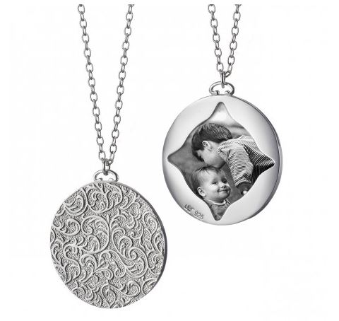 Monica Rich Kosann Vine Locket