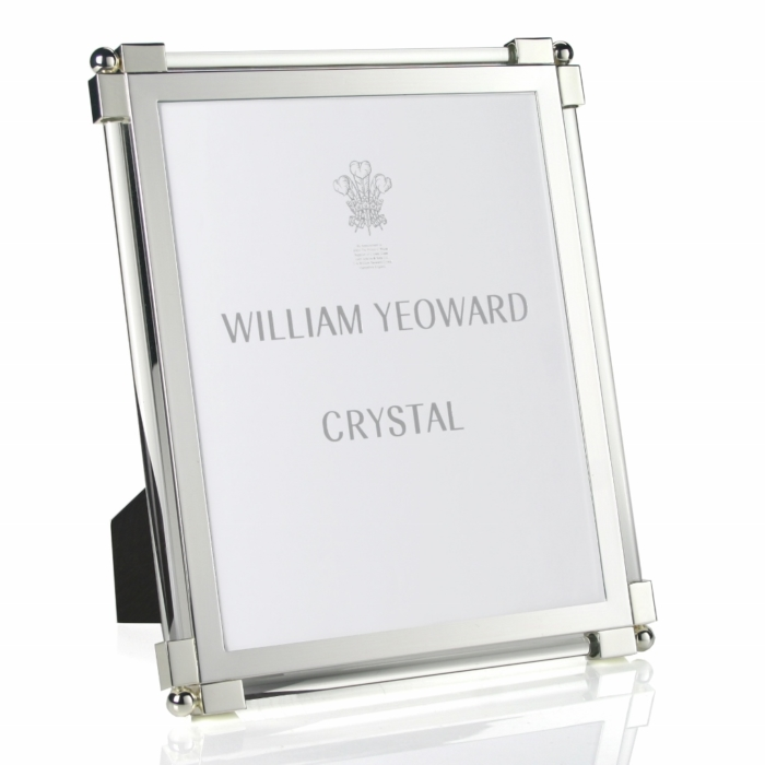 william yeoward classic glass clear frame 8x10