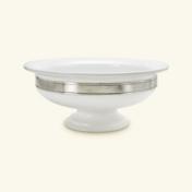 Match convivio round centerpiece