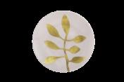 Daphne Camelia Dessert Plate