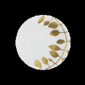Daphne Dinner Plate White