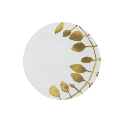 Daphne Dinner Plate White