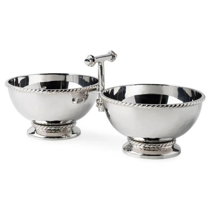 Graham Double Cocktail Bowl