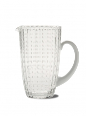 Perle Carafe in Clear