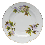 "Royal Garden Salad Plate 7.5""D"