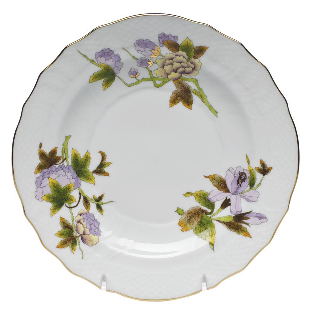 Royal Garden Salad Plate Elizabeth Bruns Inc