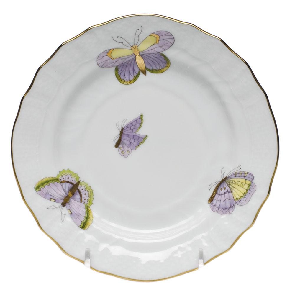 Royal Garden Bread Butter Plate Elizabeth Bruns Inc