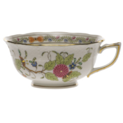 Indian Basket Tea Cup  (8 Oz)