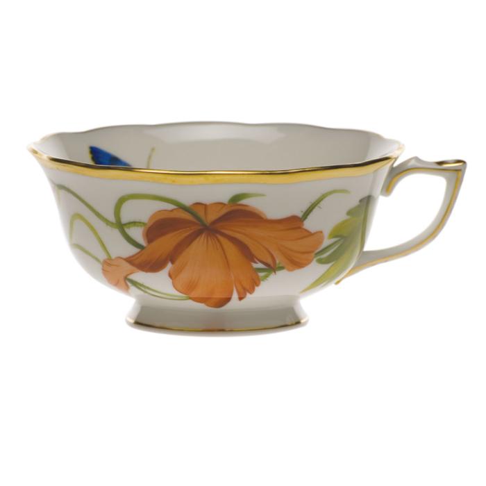 Amer Wildflower-Po Tea Cup- California Poppy  (8 Oz)