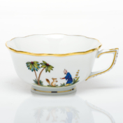 herend asian garden tea cup