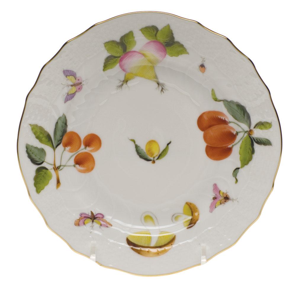 Market Garden Bread Butter Plate 6 D Elizabeth Bruns Inc