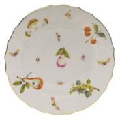 """Market Garden Dinner Plate  10.5""""D"""