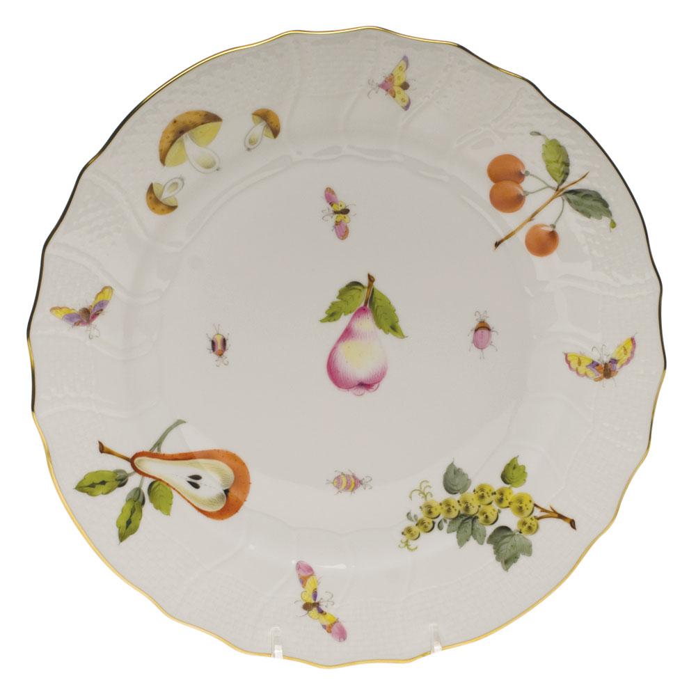 Market Garden Dinner Plate Elizabeth Bruns Inc