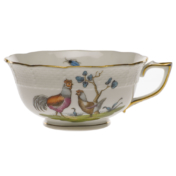 Chanticleer Tea Cup - Motif 01 (8 Oz)