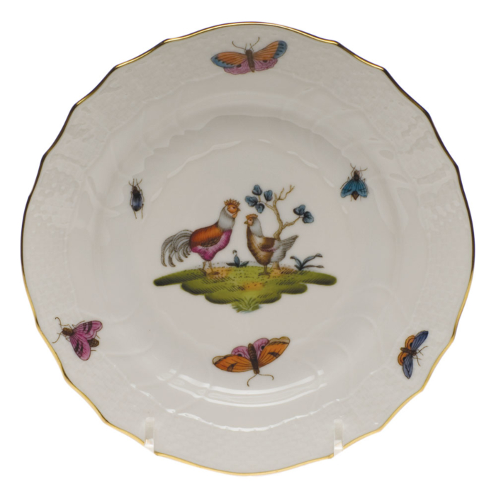 "Chanticleer Bread & Butter Plate - Mo 01 6""D"