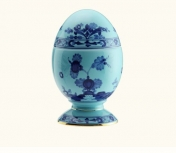 Ginori Oriente Italiano Iris Egg