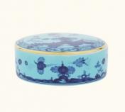 Ginori Oriente Italiano Iris Round Box