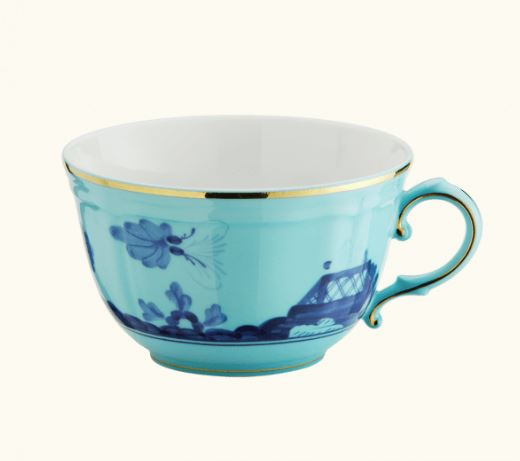 Ginori Oriente Italiano Tea Cup Iris