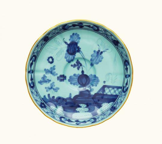 Ginori Oriente Italiano Tea Saucer Iris