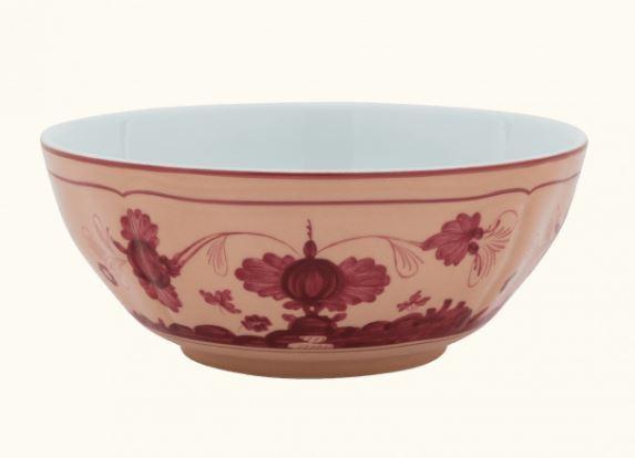 Ginori Oriente Italiano Vermiglio Bowl 6.5 inch
