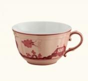 Ginori Oriente Italiano Vermiglio Tea Cup