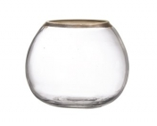 Gold Rim Votive, Medium