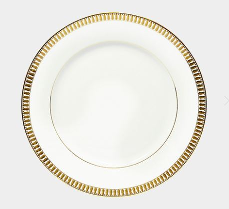 HAVILAND PLUMES OR DINNER PLATE