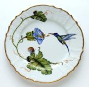 Hummingbird Hummingbird Dinner Plate