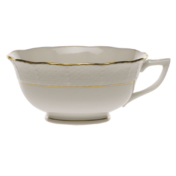 Golden Edge Tea Cup  (8 Oz)