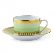 Haviland Oasis Tea Cup and Saucer