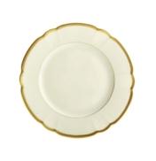 Haviland Parlon Colette Gold Salad Plate