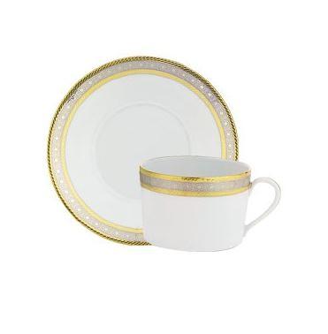 Haviland Place Vendome Tea Cup and Saucer
