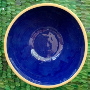 Terrafirma Rice Bowl Cobalt