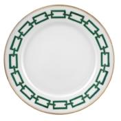 Ginori Impero Catene Emerald Dinner