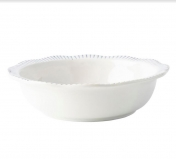 JULISKA SITIO STRIPE SERVING BOWL