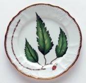 Green Leaf Green Leaf Salad Plate