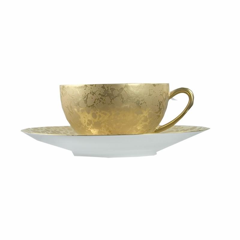 Big Bang Gold Tea Cup Elizabeth Bruns Inc