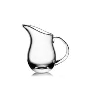 Nambe Moderne pitcher 6""