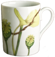 Ikebana (Envie Shape) Mug