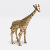 Madegoods Brass Giraffe