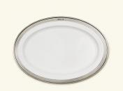 Match Convivio Ceramic Oval Serving Platter