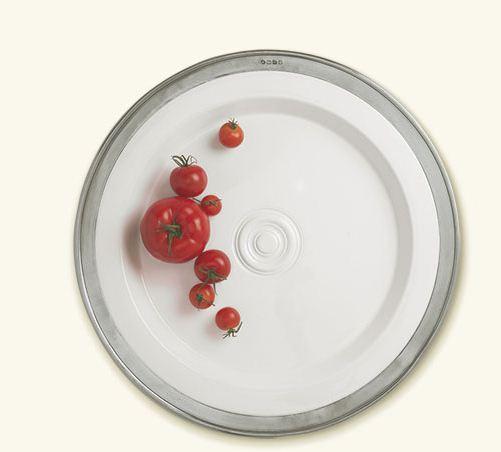 Match Convivio Round Platter