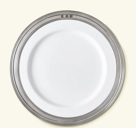Match Gianna Salad Dessert Plate