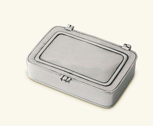 Match Small Lidded Box