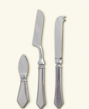 Match Violetta Cheese Knife Set 80