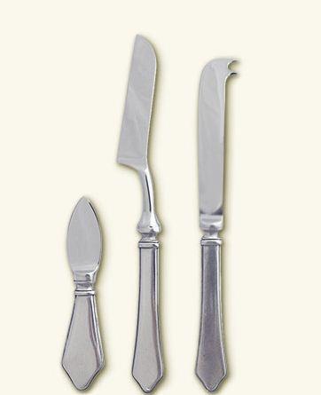 Match Violetta Cheese Knife Set 80