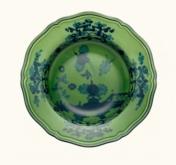 Oriente Italiano Malachite Soup Plate