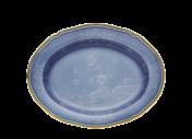 Oriente Italiano Pervinca Oval Platter