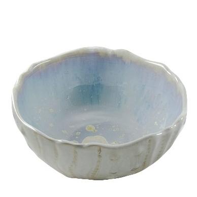 Sea Urchin Bowl Large Pearl Elizabeth Bruns Inc
