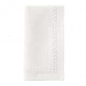 Pearls White White Napkin